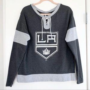 NHL LA King's Jersey Sweatshirt